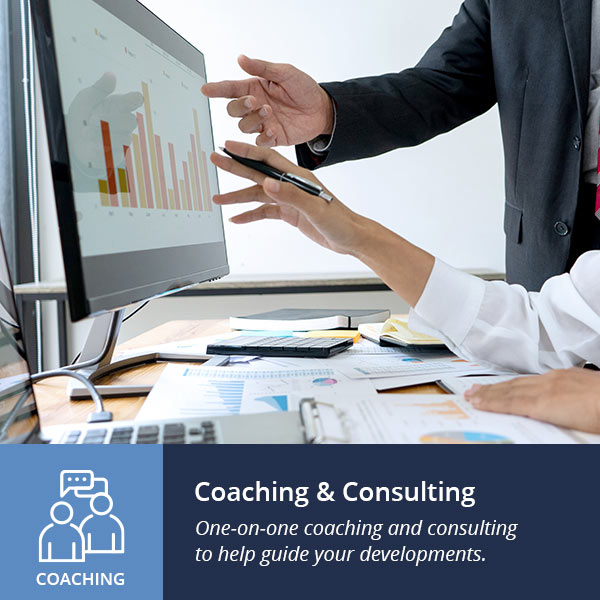 Coaching & Consulting Sessions