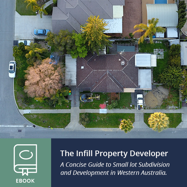 ebook the infill property developer
