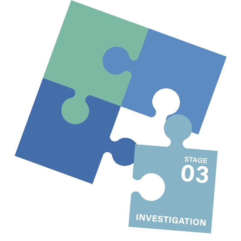 property development investigation stage