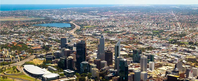 Perth, a city with property development consulltants