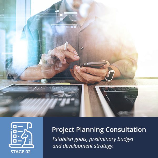 project planning consultation