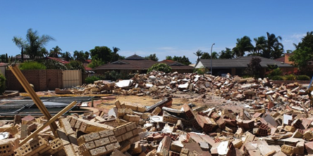 subdivision costs perth demolition