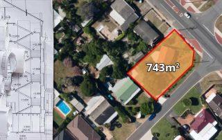 subdivision lot sizes